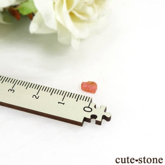 パキスタン産 ベイリネナイトの結晶(原石) 0.6ctの写真3 cute stone