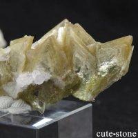 ブラジル産 スターマイカ(双晶)の原石 9.6gの画像