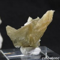 ブラジル産 スターマイカ(双晶)の原石 6.1gの画像