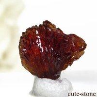 南アフリカ Hotazel Mine ロードクロサイトの結晶(原石) 1.1gの画像