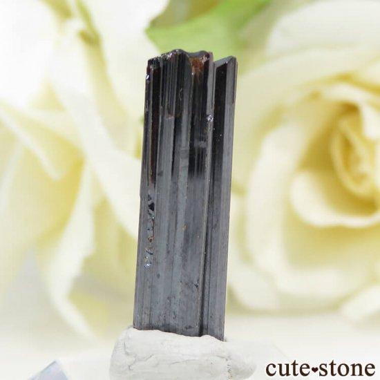 アメリカ ノース・カロライナ州 ルチルの結晶 9.2ctの写真1 cute stone
