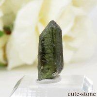 パキスタン産 ルドウィヒ石ペリドットの結晶(原石)5.4ctの画像