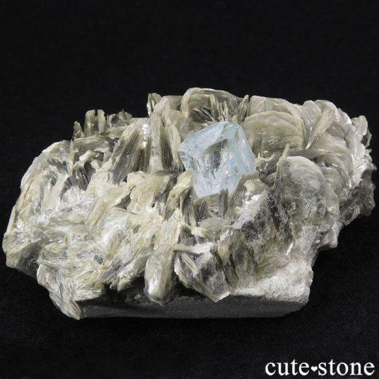 アクアマリンの結晶