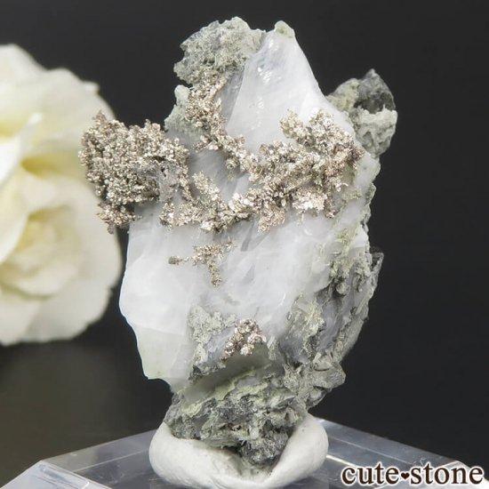モロッコ Imiter Mine産 シルバー(自然銀)16gの写真0 cute stone