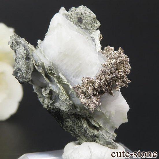 モロッコ Imiter Mine産 シルバー(自然銀)16gの写真1 cute stone