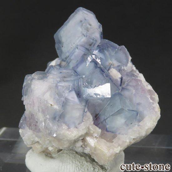 ヤオガンシャン産 ブルーフローライト 29gの写真2 cute stone