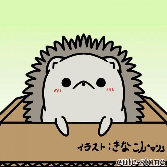 可愛い!フローライトのハリネズミ No.1の写真2 cute stone