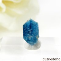 ジンバブエ産 ユークレースの結晶(原石) 0.8ctの画像