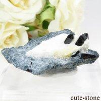 カリフォルニア産 ネプチュナイトの母岩付き結晶(原石) 7.7gの画像