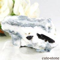 カリフォルニア産 ネプチュナイトの母岩付き結晶(原石) 29.6gの画像