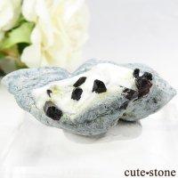 カリフォルニア産 ネプチュナイトの母岩付き結晶(原石) 9.8gの画像