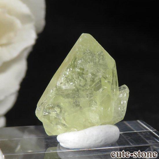 ブラジル Jenipapo産 ブラジリアナイトの結晶 1.9gの写真1 cute stone
