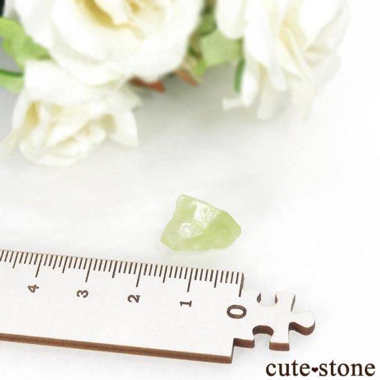 ブラジル Jenipapo産 ブラジリアナイトの結晶 1.9gの写真3 cute stone