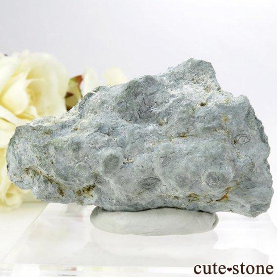 カリフォルニア産 ベニトアイト&ネプチュナイトの母岩付き結晶(原石) 24.2gの写真1 cute stone