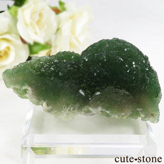 中国 河南省産グリーンフローライトの原石