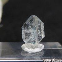 ブラジル産 ユークレースの結晶(原石) 1.3ctの画像