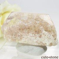 アフガニスタン産 モルガナイトの母岩付き結晶(原石) 23.5gの画像
