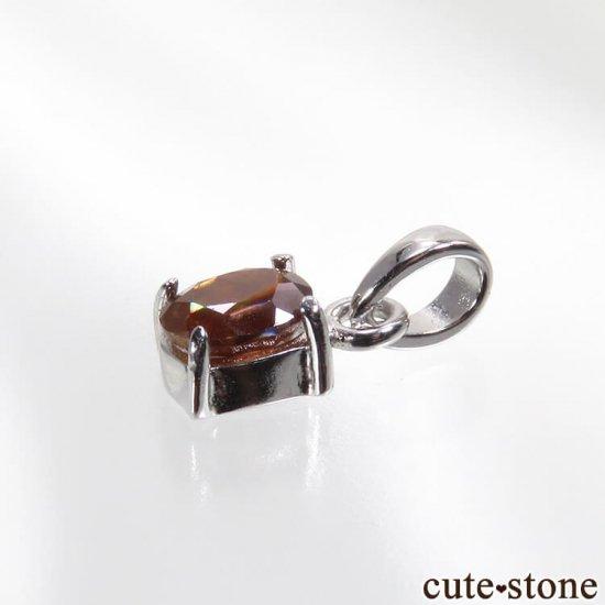 天川村レインボーガーネットのペンダントトップ No.6の写真0 cute stone