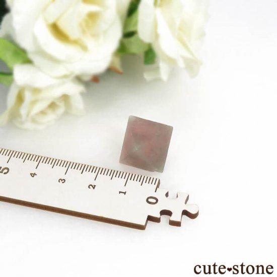 中国 内モンゴル産のピンクフローライトの結晶(原石)6g (1)の写真4 cute stone