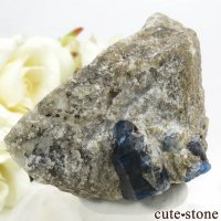 アフガナイトの母岩付き原石 83.4gの画像