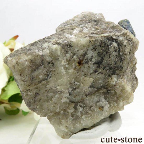 アフガナイトの母岩付き原石 129.4gの写真0 cute stone