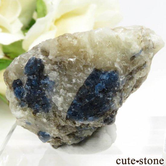 アフガナイトの母岩付き原石 22.8gの写真1 cute stone