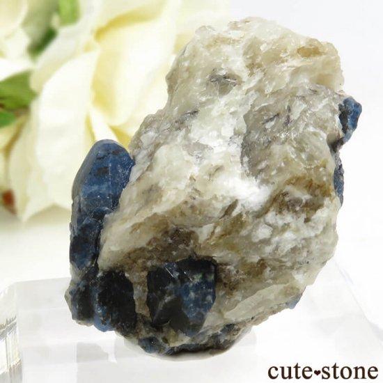 アフガナイトの母岩付き原石 22.8gの写真2 cute stone