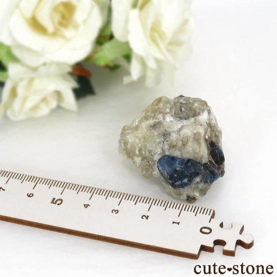 アフガナイトの母岩付き原石 22.8gの写真5 cute stone