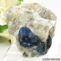 アフガナイトの母岩付き原石 22.8gの画像