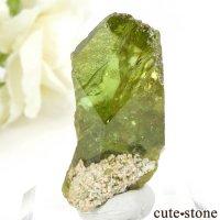 ブラジル Capelinha産 スフェーンの結晶(原石)7.2gの画像