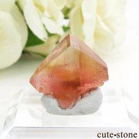 ブラジル産 ピンクユークレースの結晶(原石) 12.9ctの画像