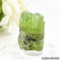 パキスタン産 ペリドットの結晶(原石)15.5ctの画像