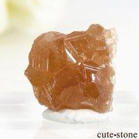 カナダ ケベック州 Jeffrey Mine産 グロッシュラーガーネットの原石 2.3gの画像