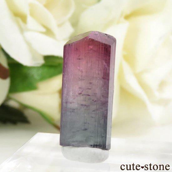 ブラジル Pederneira mine産 トルマリンの結晶(原石) 2gの写真1 cute stone