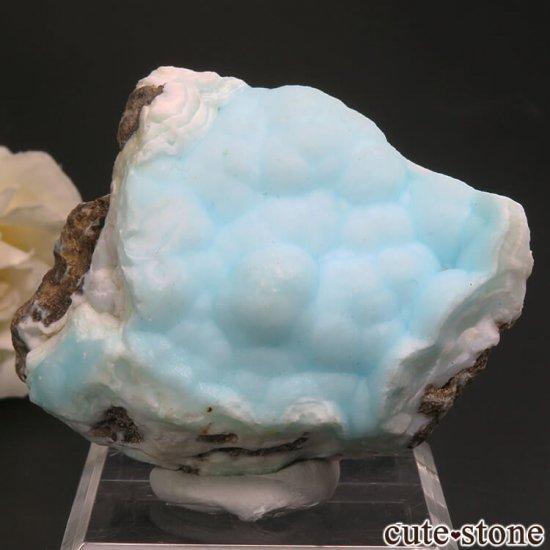 中国 雲南省 Wenshan Mine産 ヘミモルファイトの原石 72g