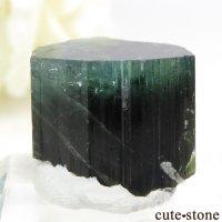 パキスタン Stak Nala産 ブルー&グリーントルマリンの結晶 5.4gの画像