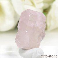 コロンビア La Marina Mine産 ピンクアパタイトの結晶(原石) 2.5gの画像