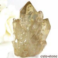 コンゴ産 天然シトリンの結晶(原石)18.3gの画像