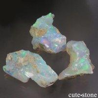 エチオピア産 オパールの原石のセット No.1の画像