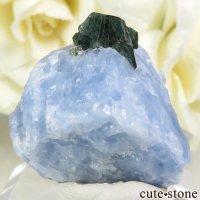 アメリカ産 クリントナイトの結晶(原石) 9.7gの画像