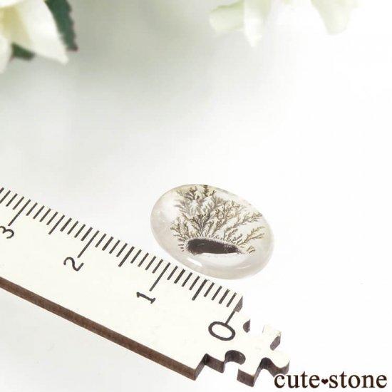 ブラジル産 デンドリティッククォーツのルース 7.3ctの写真3 cute stone