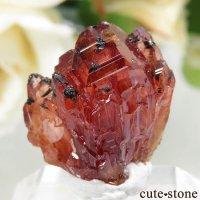 南アフリカ N'Chwaning I Mine産 ロードクロサイトの結晶(原石)2.7gの画像