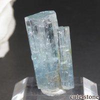 ナミビア エロンゴ産 アクアマリンの結晶(原石)1.6gの画像