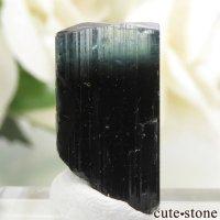 パキスタン スカルドゥ産 ブルートルマリンの結晶 2.6gの画像