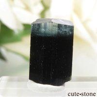 パキスタン スカルドゥ産 ブルートルマリンの結晶 1.8gの画像