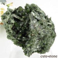 パキスタン スカルドゥ産 クロムダイオプサイトの結晶(原石)235gの画像