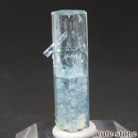 ナミビア エロンゴ産 アクアマリンの結晶(原石)1gの画像