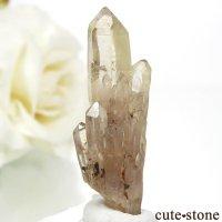 コンゴ産 天然シトリンの結晶(原石)3.9gの画像