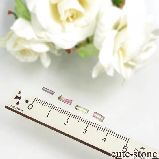 マダガスカル産 トルマリンの結晶 セット No.10の写真1 cute stone
