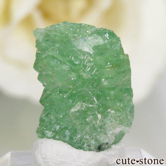タンザニア産 ツァボライトの結晶(原石) 7.5ctの写真1 cute stone